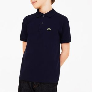 Lacoste Boys' Navy Polo